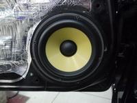 Установка акустики в Honda Civic 4D