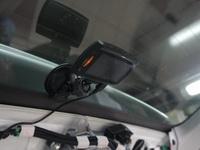 Установка регистратора в Toyota Sienna