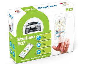 GSM-система охраны от Starline