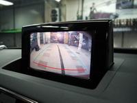 Камера   на штатный монитор в Audi Q3