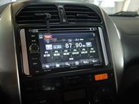 Установка 2 din магнитолы в Toyota RAV4