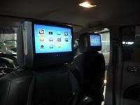Установка мониторов в подголовники в Mitsubishi L200