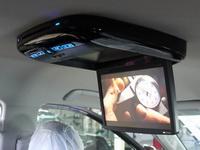 Установка потолочного монитора в Toyota LC Prado 150