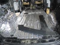 Шумоизоляция Hyundai Grand Starex