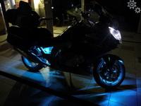 Подсветка   мотоцикла BMW K1600 GTL