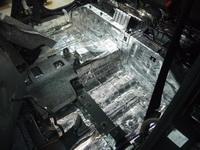Шумоизоляция   Renault Koleos