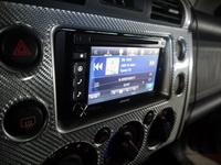 Установка 2 din магнитолы в Toyota FJ Cruiser