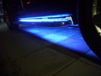Подсветка   днища Renault Duster