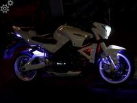 Подсветка   мотоцикла Suzuki B-King